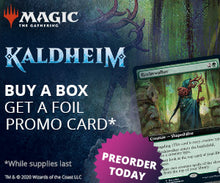 Load image into Gallery viewer, Preorder - MTG - Kaldheim Collector Booster Box