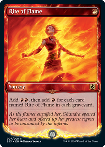 MTG - Signature Spellbook Chandra
