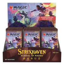 Load image into Gallery viewer, Preorder - MTG - Strixhaven Set Booster Box
