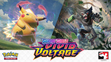 Load image into Gallery viewer, Preorder - Pokemon - Vivid Voltage Prerelease at Home Family Event Kit