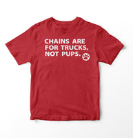 Chains Are For Trucks T-Shirt