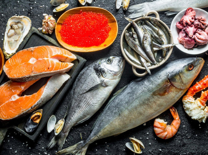 Healthy Eating with Fish To Your Door