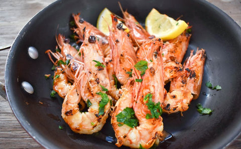 prawns - fish to your delivery - london seafood