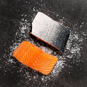 Frozen Salmon - fishtoyourdoor - UK FISH DELIVERY