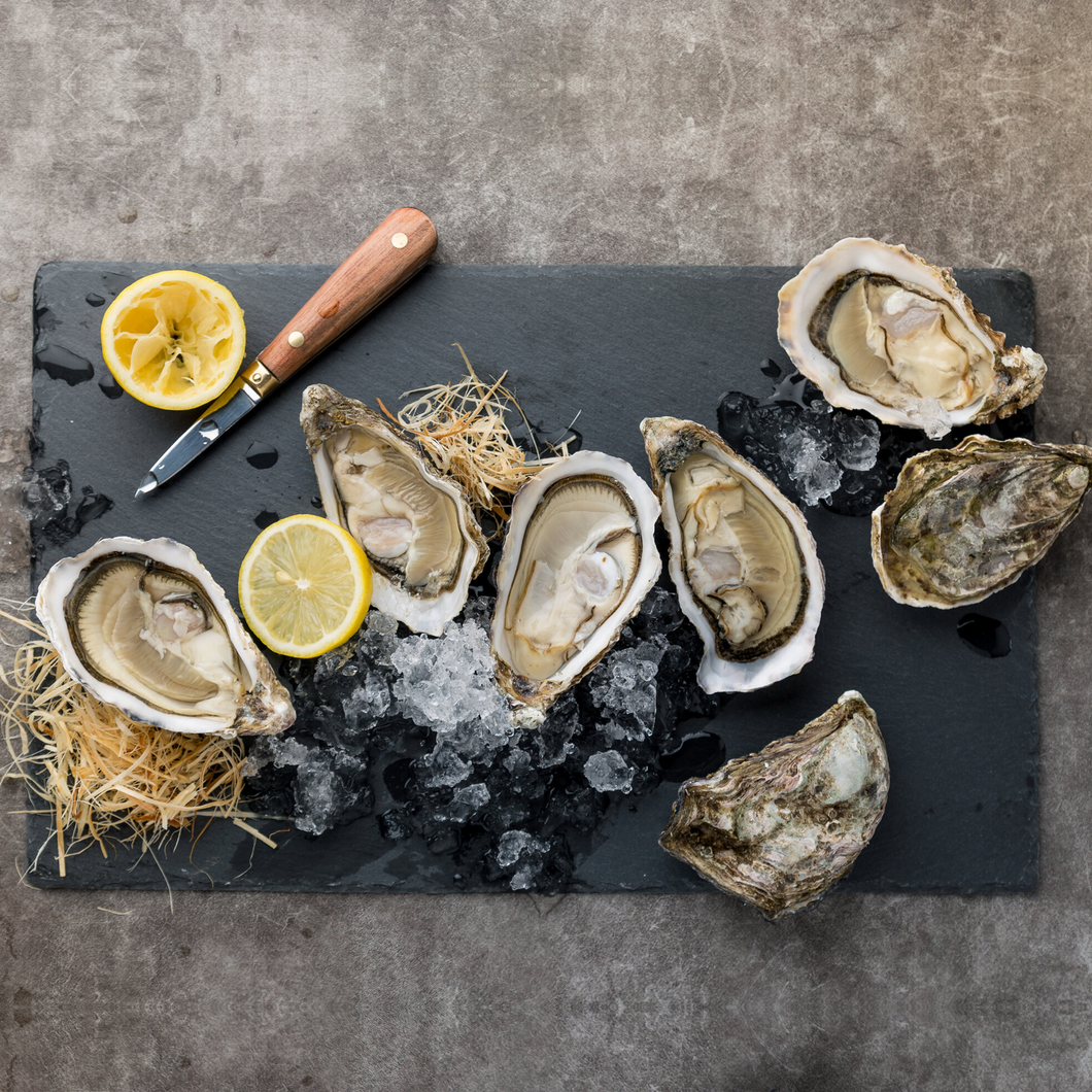 Oysters - fishtoyourdoor - UK FISH DELIVERY