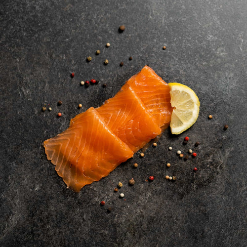 Smoked Salmon - fishtoyourdoor - UK FISH DELIVERY