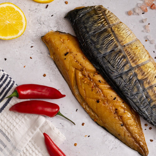 Smoked Mackerel - Fish To Your Door