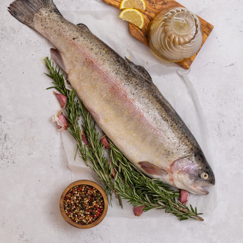 Sea Reared Trout - Fish To Your Door