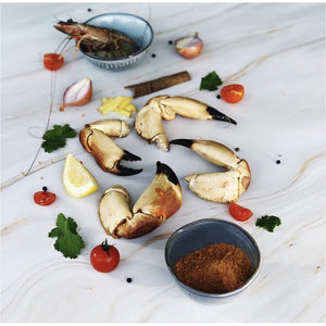 Whole Crab Claws - fishtoyourdoor - UK FISH DELIVERY