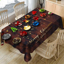 Load image into Gallery viewer, Christmas Series Tablecloth