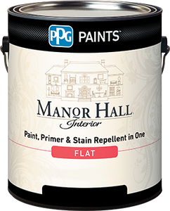 MANOR HALL Latex intérieur (946ml)