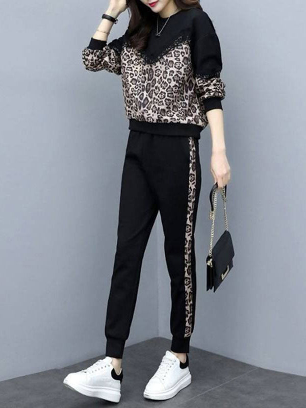 As Picture Sheath Casual Long Sleeve Suits