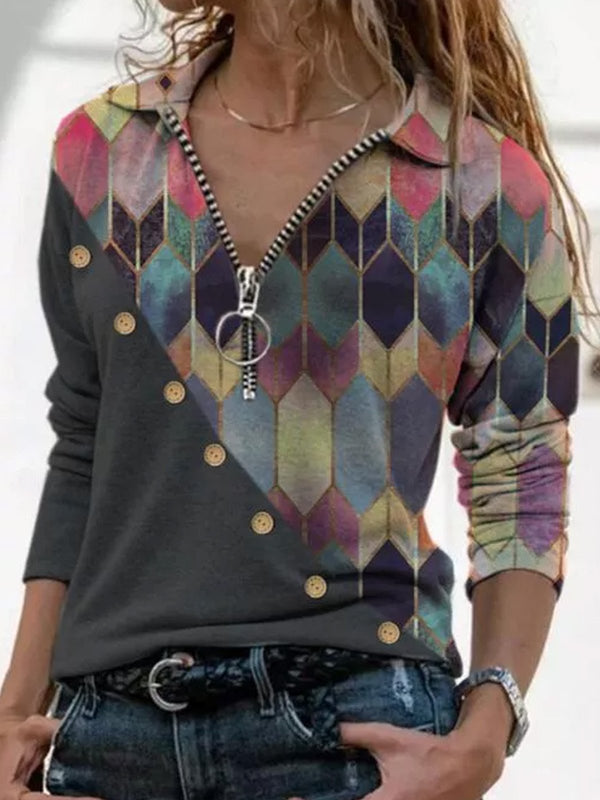 Vintage Long Sleeve Sweatshirt
