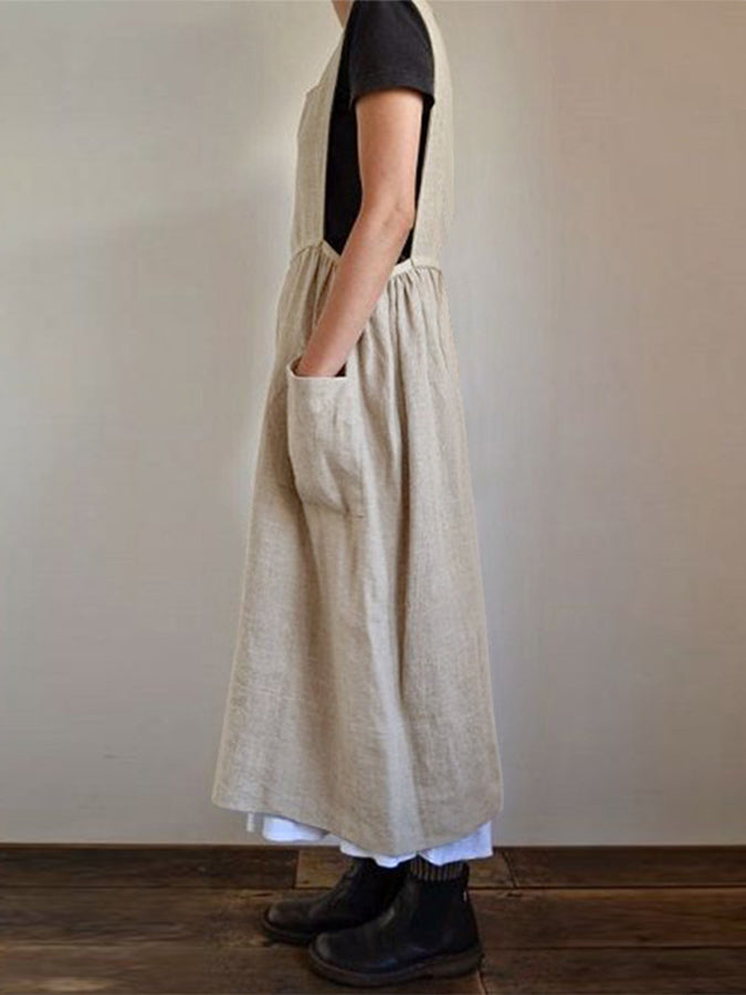 Sleeveless Vintage Dresses