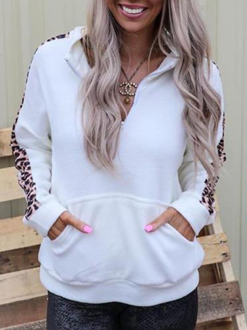 White Sweatshirt