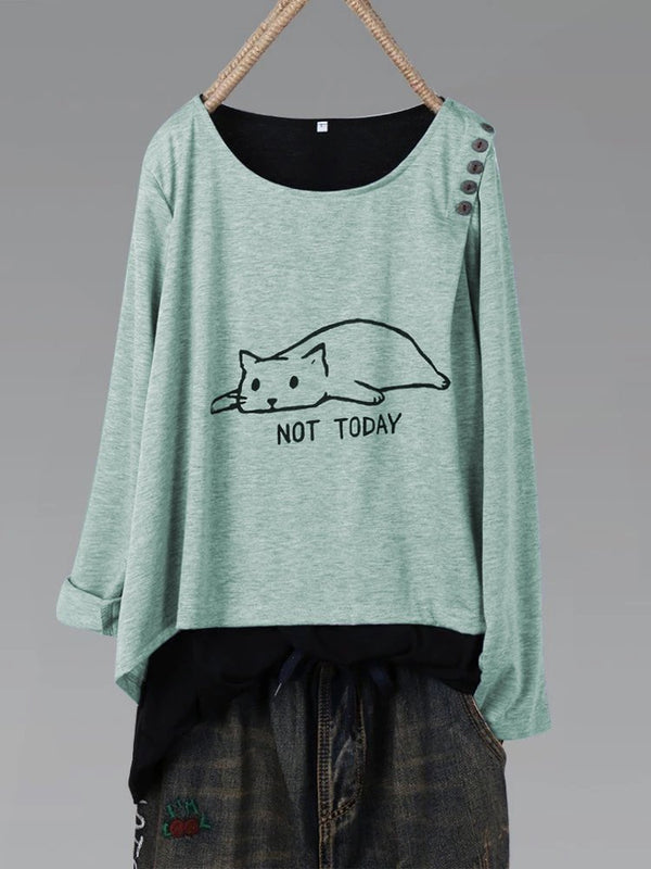 Shift Animal Sweet & Cute Shirts & Tops