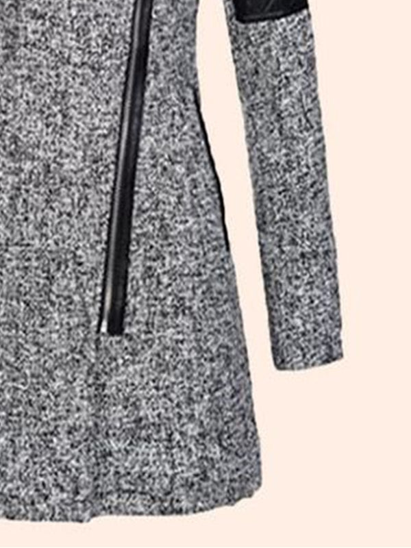 Casual Cotton-Blend Outerwear
