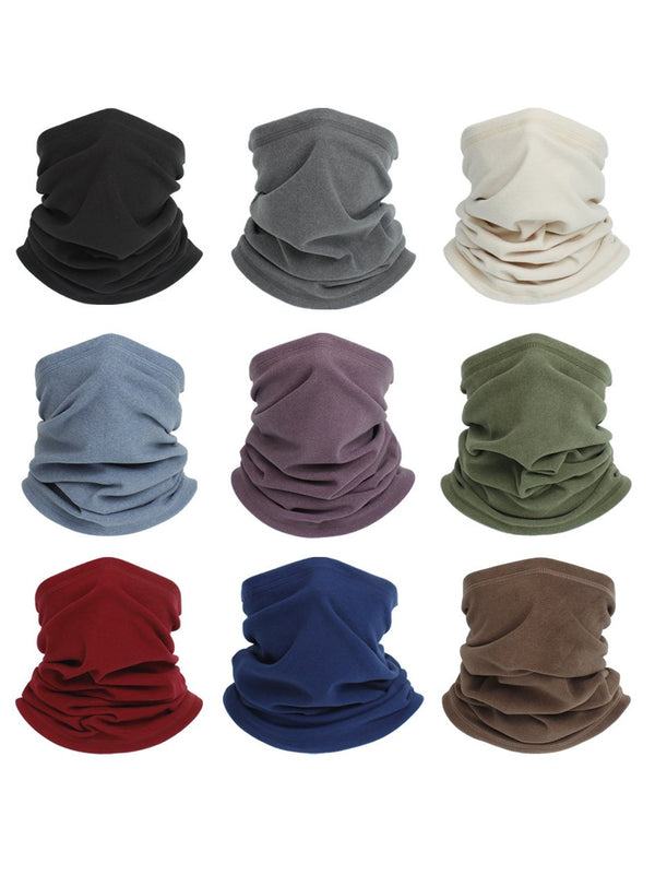 Plain Scarves & Shawls   Autumn and winter scarf   Outdoor sports  Running and cycling  Windproof scarf
