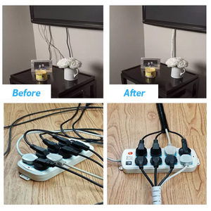 Cable Protector & Organizer!(With Clip)