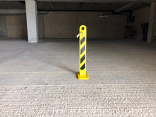 Load image into Gallery viewer, DIY, EASY FIT, 'LOCK and BLOCK' PARKING BOLLARD & ACCESS DETERRENT (Concrete fixings) VAT included.