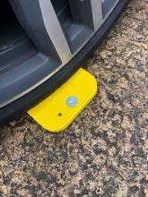 Load image into Gallery viewer, STANDARD VERSION - DIY, EASY FIT, 'LOCK and BLOCK' PARKING BOLLARD & ACCESS DETERRENT (no fixings or padlock) VAT included.