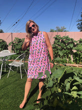 Load image into Gallery viewer, Prickly Pear Cactus Dress