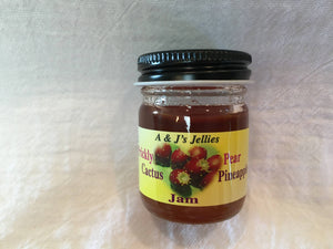1 oz Prickly Pear Cactus Pineapple Jam