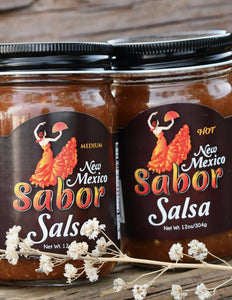 Traditional Medium Salsa