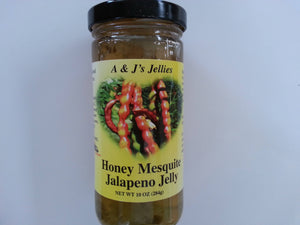 Honey Mesquite Jalapeno Jelly