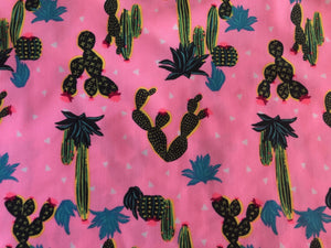 Prickly Pear Cactus Dress