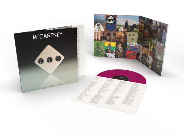 McCartney III - Vinyle violet exclusif