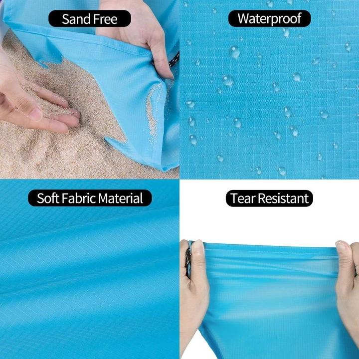 Sandproof Beach Blanket