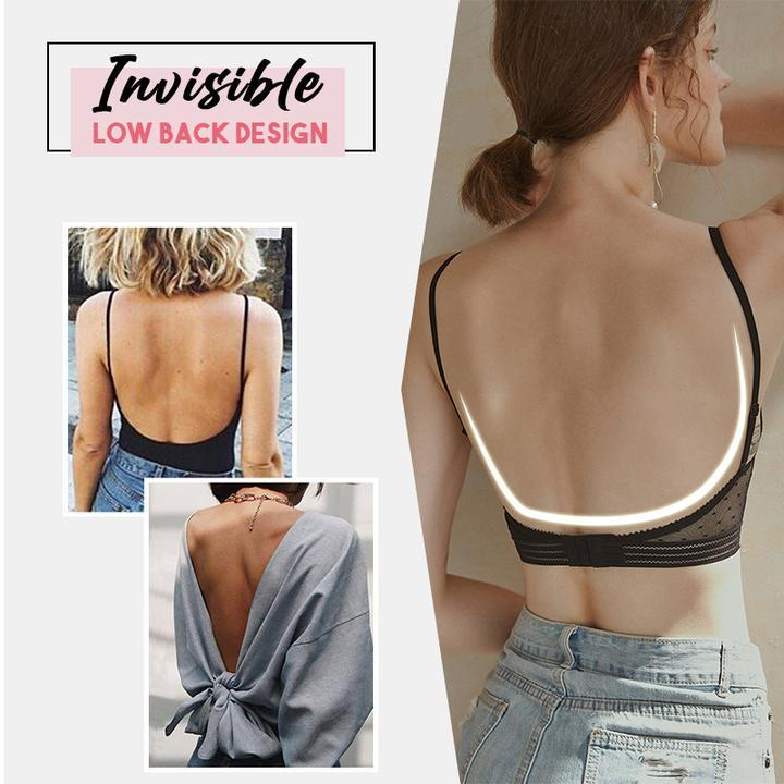 (Buy 2 Free Shipping!) Comfy Seamless Low Back Bra