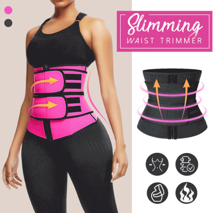 SweatFIT Adjustable Waist Slimming Trimmer