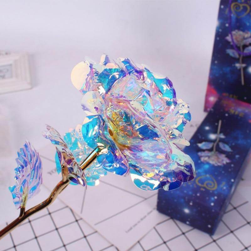 The Galaxy Forever Rose