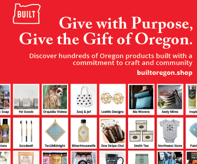 Give with Purpose. Give the Gift of Oregon.