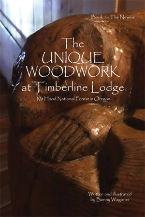 Open image in slideshow, The Unique Woodwork of Timberline Lodge