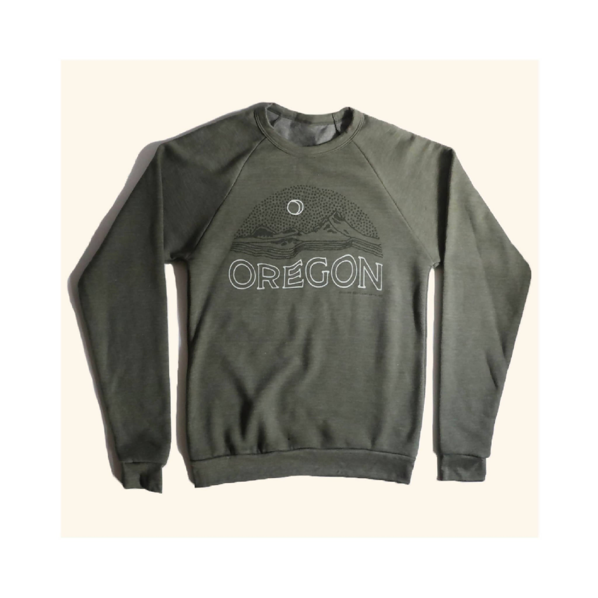 OR Territory Crew Sweater