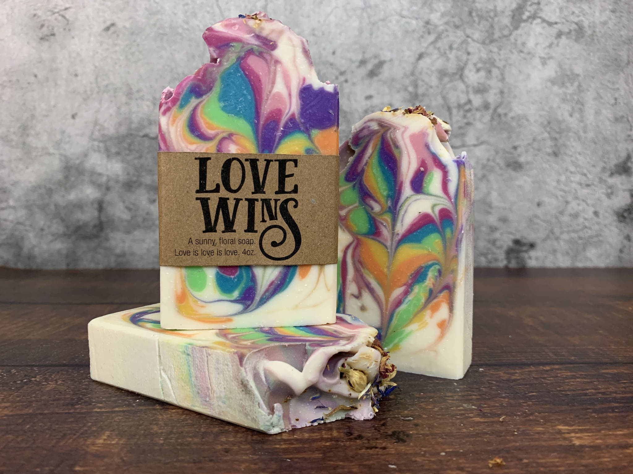 Love Wins Soap