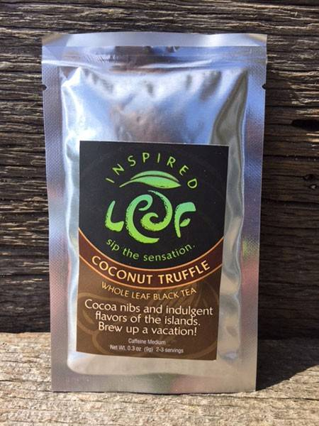 Coconut Truffle Black Tea