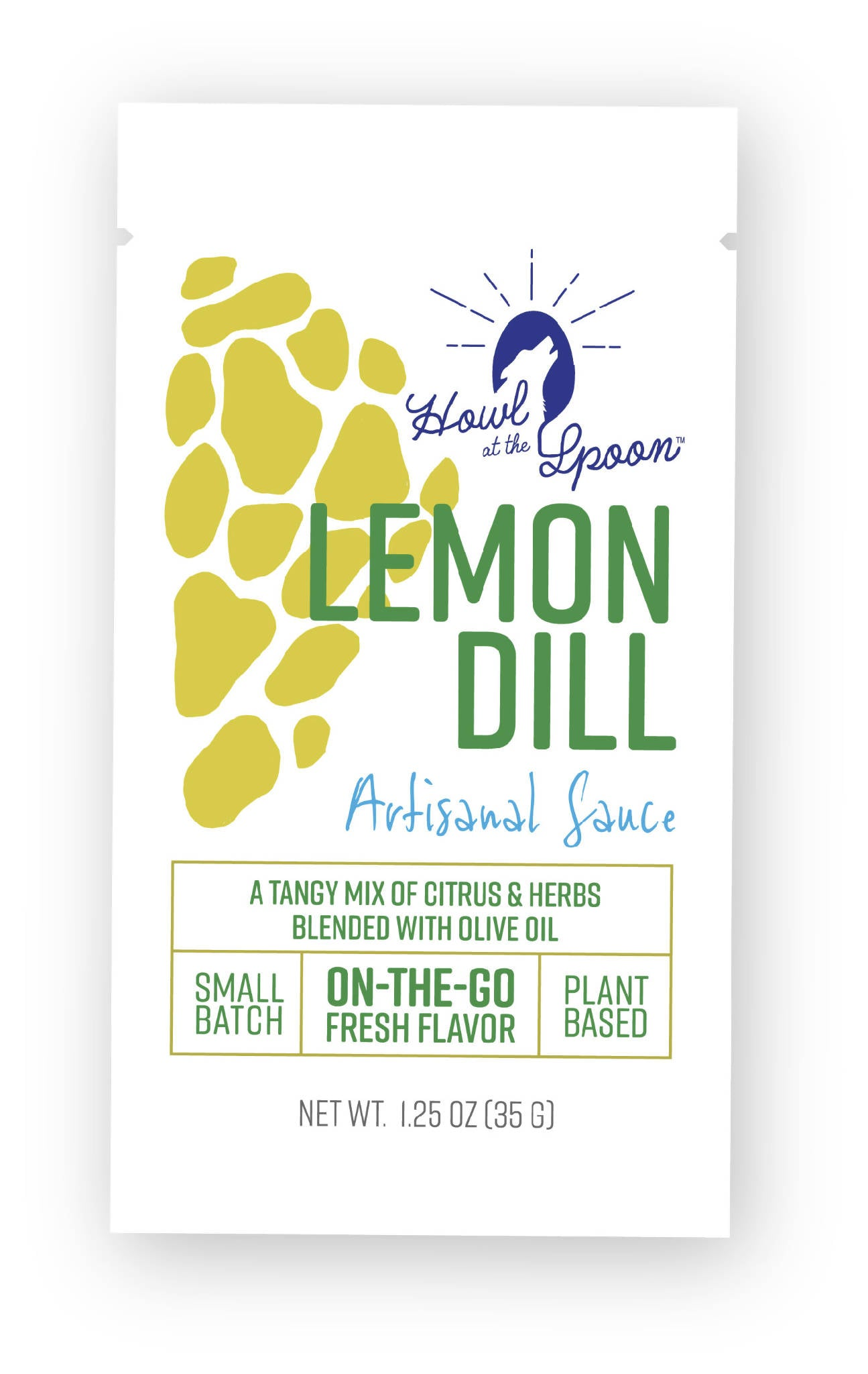 Lemon Dill, 9-pack