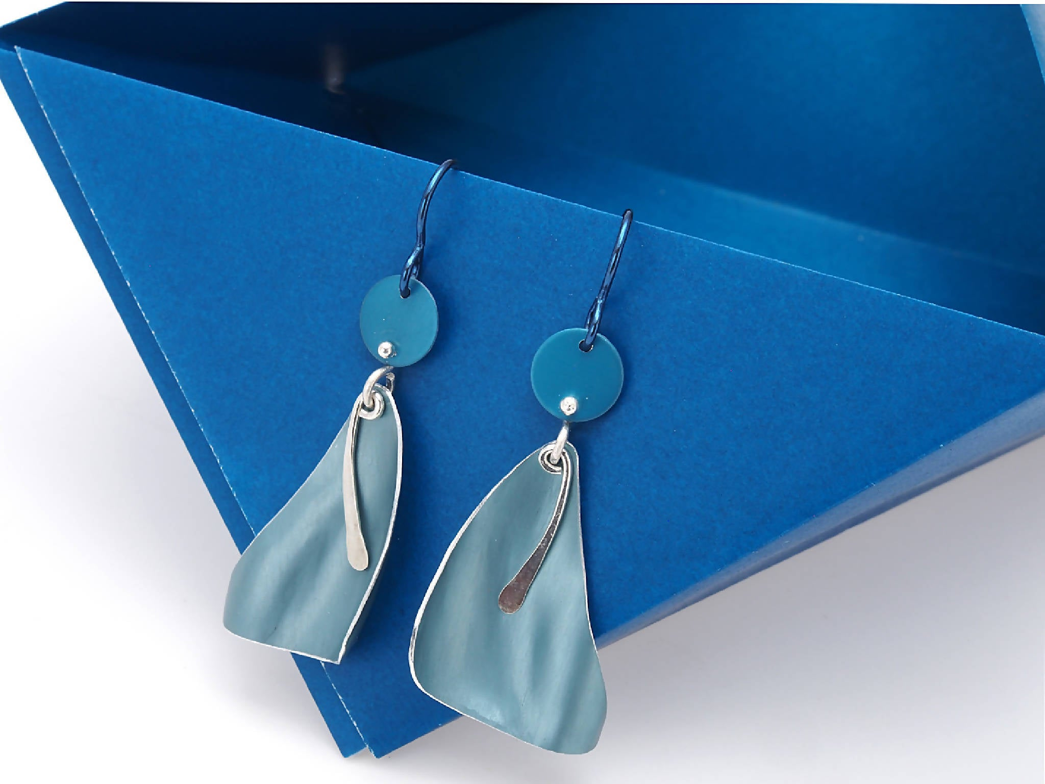 Flowing Water Earrings