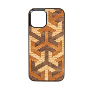 Open image in slideshow, Axis Inlay iPhone 12 Pro Max Case