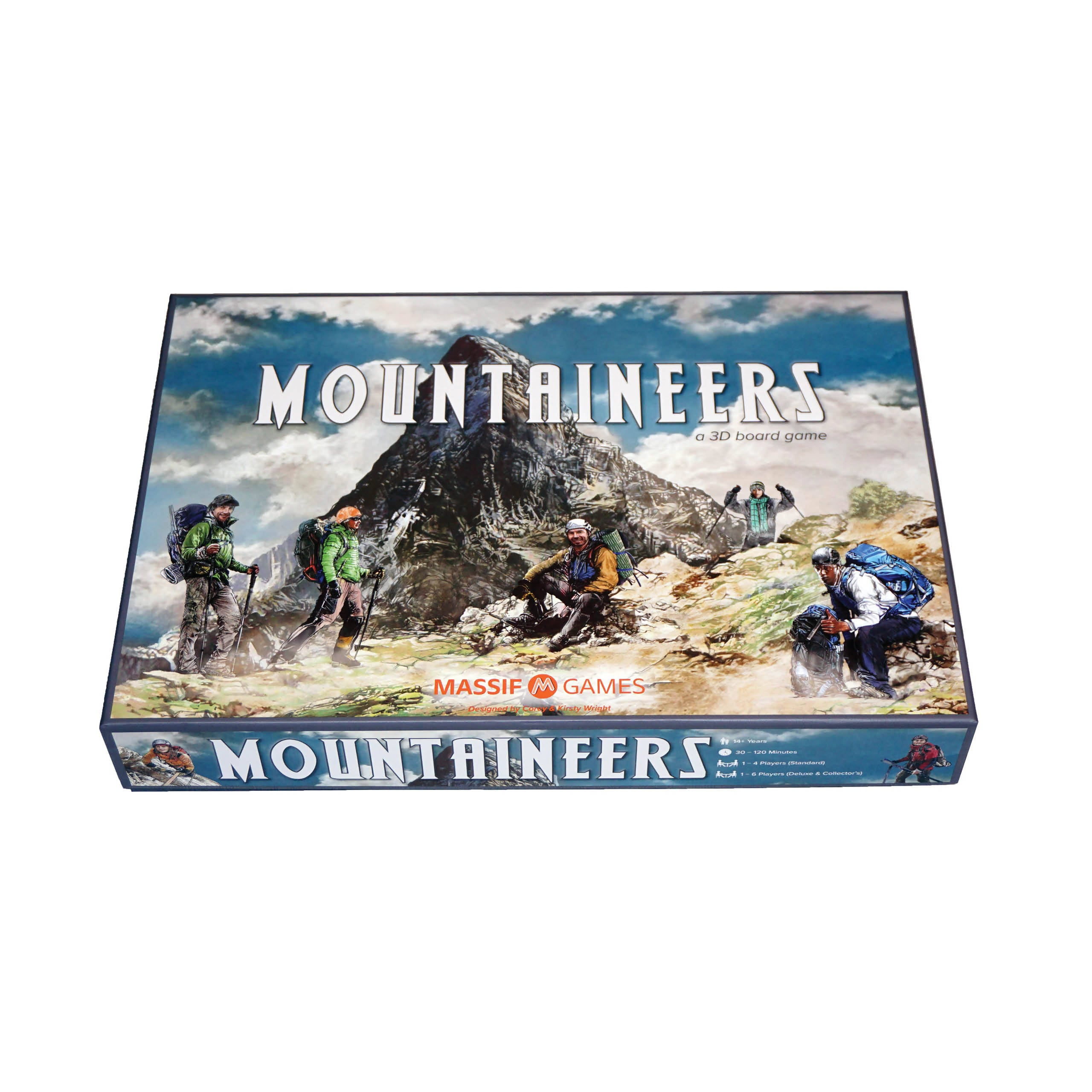 Mountaineers - Collector's Edition