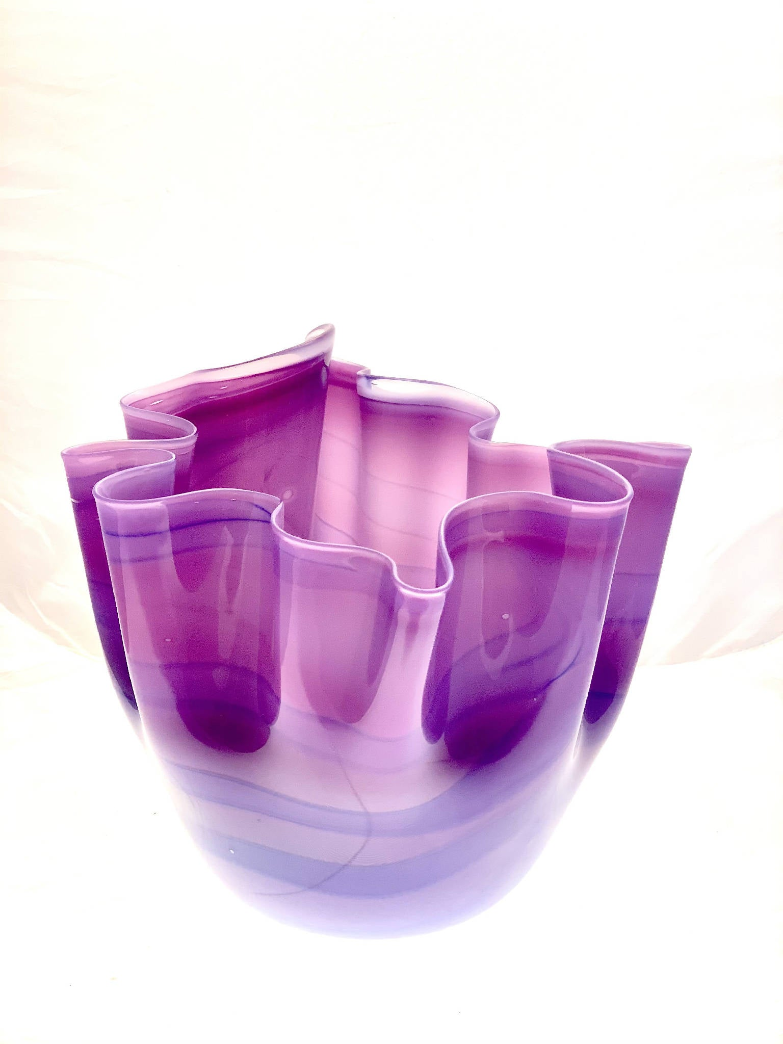 Purple Vase / Bowl