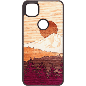Open image in slideshow, Timber Line Inlay Google Pixel 4a Case