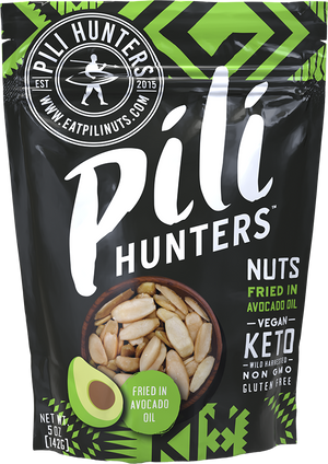Open image in slideshow, Pili Hunters™ Pili Nuts With Healthy Avocado Oil