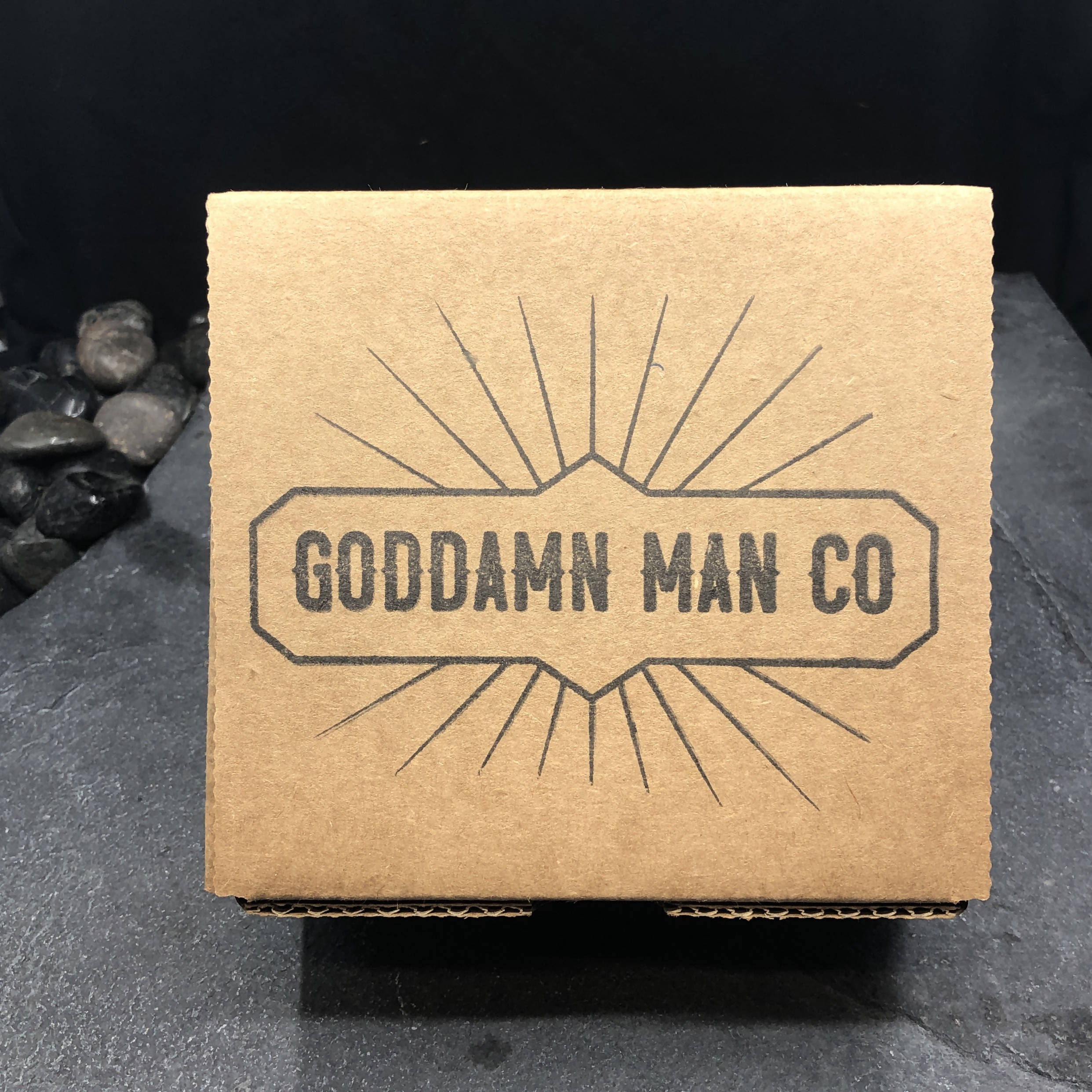 Goddamn Man Starter Beard Grooming Kit