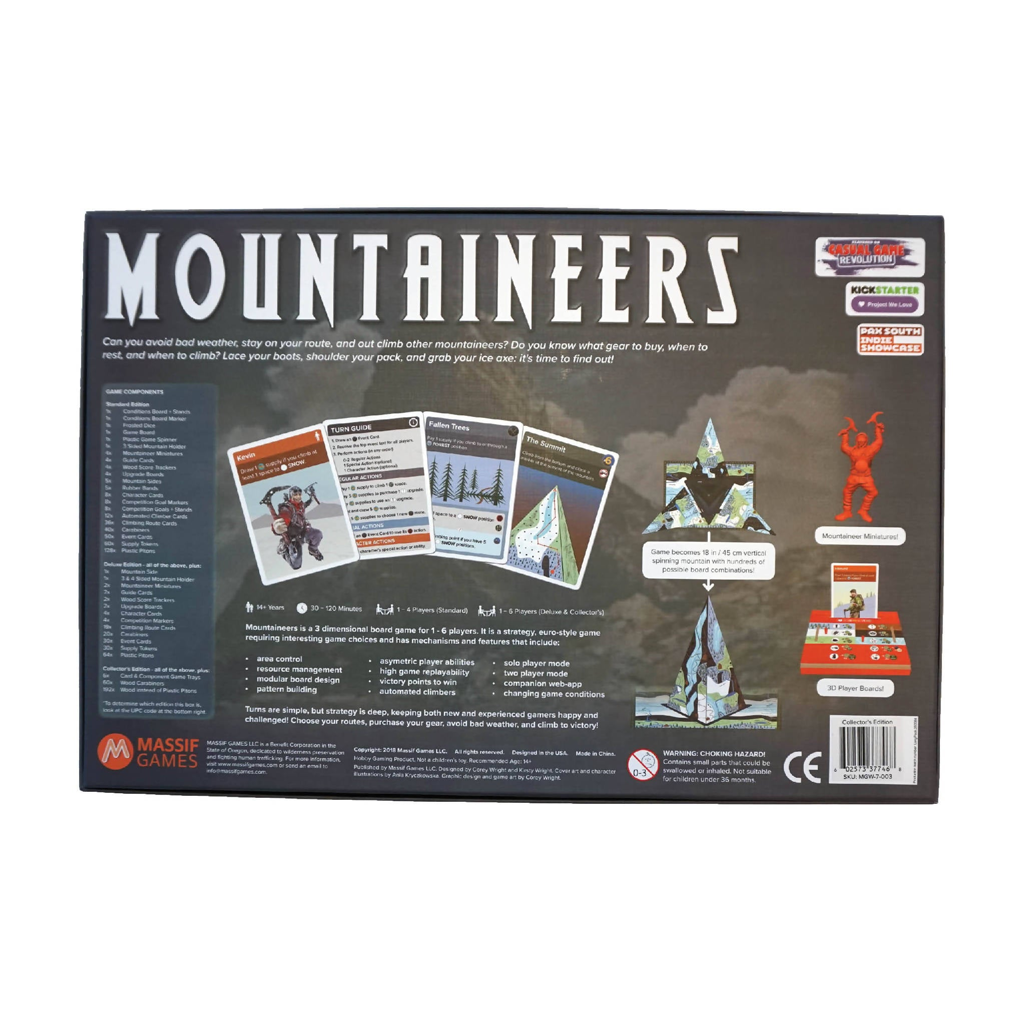 Mountaineers - Standard Edition