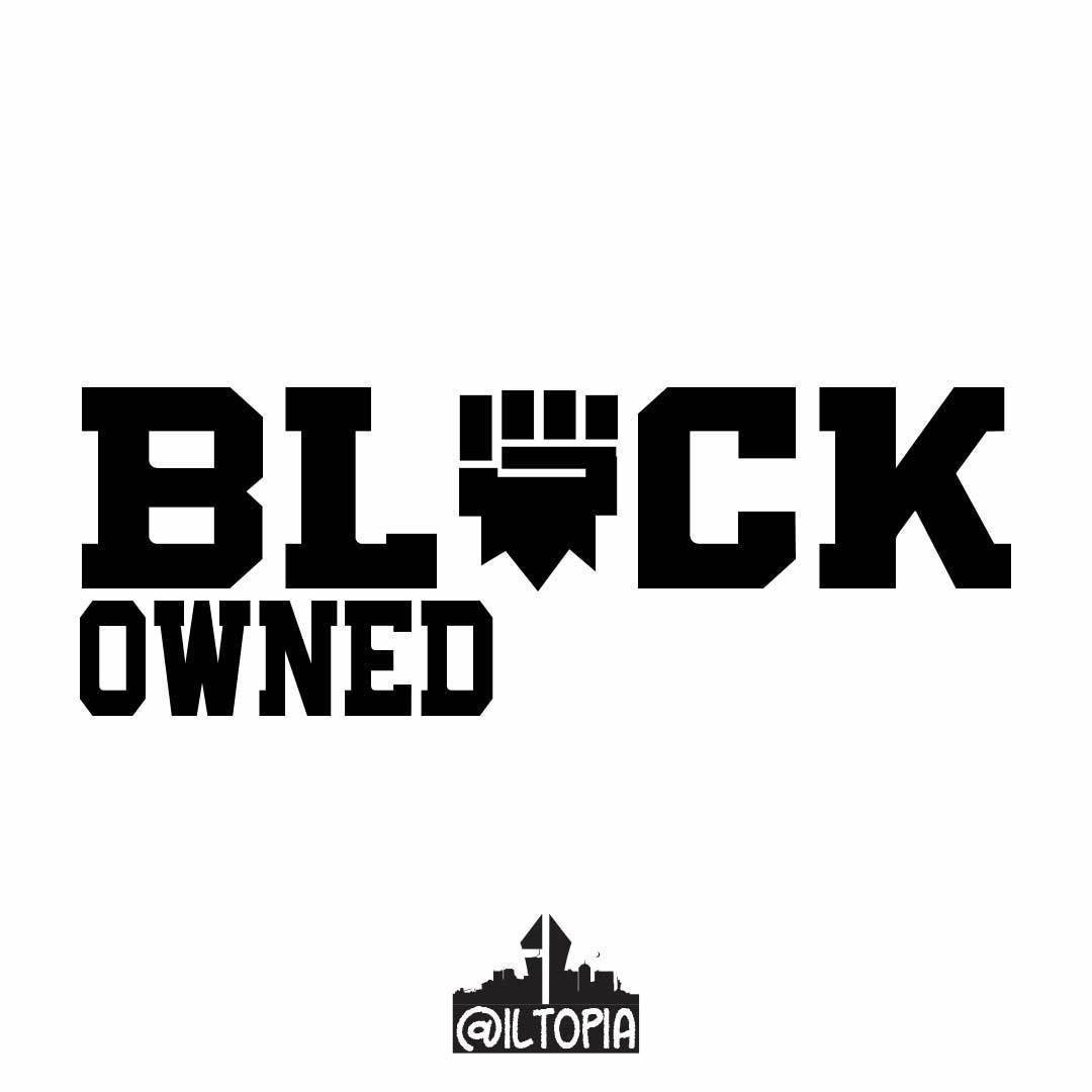 Black Owned Sticker Pack